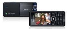 Sony Ericsson C510 Black Mobile Phone Sim Free Unlocked