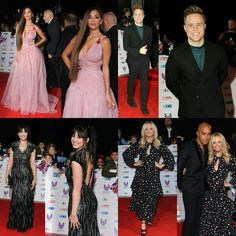 #NicoleScherzinger (in #ErmannoScervino), #OllyMurs, #DaisyLowe and #EmmaBunton (with husband Jade) at the #PrideOfBritain awards last night in London! • • • • • • • • • • • • • • • • • • • • • • • • • • • • • •  #NicoleScherzinger (de #ErmannoScervino), #OllyMurs, #DaisyLowe e #EmmaBunton (com o marido Jade) no #PrideOfBritain awards na noite passada em Londres!