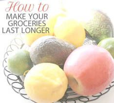 This could be helpful for when we starts grocery shoppin!!