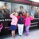 """Two Palm Beach Country organizations have a new vehicle for their message of breast cancer awareness. Palm Tran and Susan G. Komen South Floride rolled out the """"Shades of Pink"""" bus on Thursday, Jan. 11, It features portraits of nine Palm Beach County African-American survivors of breast cancer. ...Two Palm Beach Country organizations have a new vehicle for their message of breast cancer awareness. Palm Tran and Susan G. Komen South Floride rolled out the """"Shades of Pink"""" bus on Thursday…"""