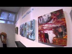 Impressie expositie Kunstagenda 2015 in Beeld. In Museum De Casteelse Poort te zien t/m 6 april 2015