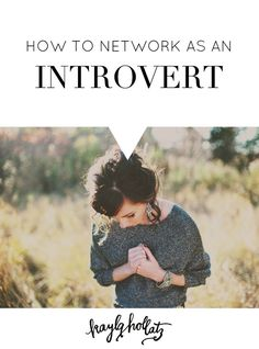 Networking can be difficult if you're an introvert. Here are some tips to help you.