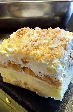 Greek Sweets, Greek Desserts, Party Desserts, Greek Recipes, Best Dessert Recipes, Sweets Recipes, Food Network Recipes, Food Processor Recipes, Greek Cake