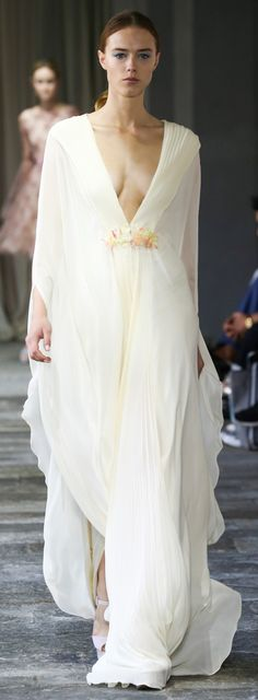 Luisa Beccaria Ready To Wear Spring 2015