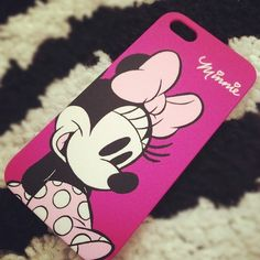 Minnie Cell Phone Cover