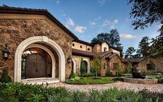 Fachadas Casas Modernas: Colores de fachadas de casas rusticas