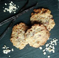 Krümelmonster-Hafercookies  250 g Butter 200 g Zucker 250 g Mehl 1 Prise Salz 1 TL Backpulver 2 TL Vanillezucker 200 g Haferflocken 100 g Schokostreusel  Bei 175°C 20 Minuten backen.