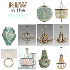 New In The Coastal Lighting