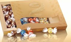 Lindt targets travel retail with exclusive lines for 2014 - The Moodie Davitt Report Lindor, Welcome, Product Launch, Gift Wrapping, Seasons, Chocolate, Gift Wrapping Paper, Wrapping Gifts, Seasons Of The Year