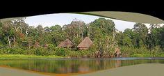 Sani Lodge in Ecuador Amazon