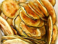 Yum Alert: Zucchini Chips