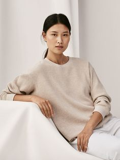 Casual Fall Outfits That Will Make You Look Cool – Fashion, Home decorating Uniqlo Outfit, Polo Outfit, Long Sleeve Tops, Long Sleeve Shirts, Knit Shirt, Waffle Knit, Models, Pulls, Colorful Shirts