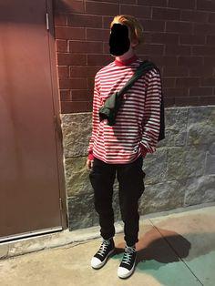 [Pickup] FoG Striped L/S + Rick Owens Ramones : streetwear