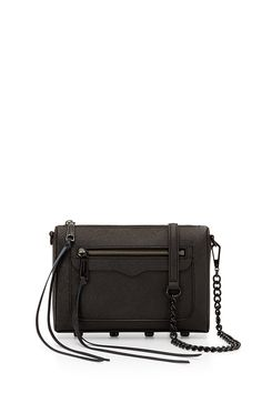 Avery Crossbody  - The Avery Crossbody is the perfect companion for day or night. Remove the chain strap to use it as an evening clutch, or wear it crossbody to go hands-free.   Not eligible for promotion