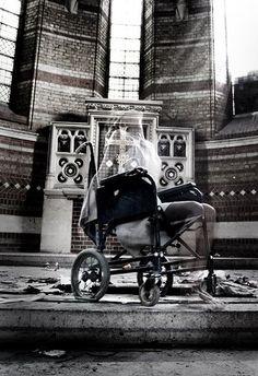 Cane hill mental asylum chaple by * Chris O'Donovan *, via Flickr