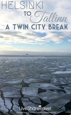 A tale of two cities: a twin city break from Helsinki to Tallinn. A winter city break in Helsinki and Tallinn is a wondrous affair. Explore the kooky sights and the traditional architecture of these two cool cities for a contrasting experience where old meets new. Here's the times we had there, including our icebreaking adventures...