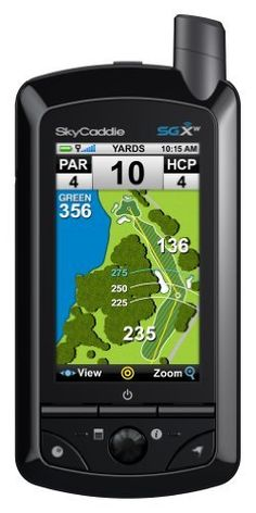 SkyCaddie SGX-W Golf GPS by Skycaddie. $321.28. Amazon.com                Unmatched accuracy meets the convenience of wireless connectivity. Now, the most up-to-date and only sub-meter precision course maps in the game are available instantly and easily with the new Wi-Fi enabled SkyCaddie® SGXw.       Highlights of the SkyCaddie SGXw:  Dynamic RangeVue Designed for smarter and easier club selections, RangeVue's preset yardage arcs adjust dynamically over fairway l...