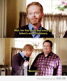 Modern Family never gets old.