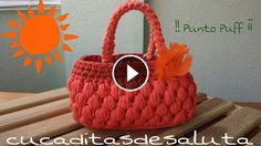 Hello everyone. I want to share with you this video tutorial of how to crochet an amazing purse. This video is made by cucaditas de saluta and explain you in minimal detail how to make this purse. Complexity: Advanced Hope you like…