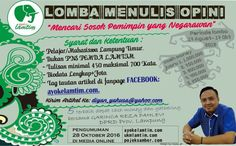Yuk Ikut Lomba Menulis Ayokelamtim. com