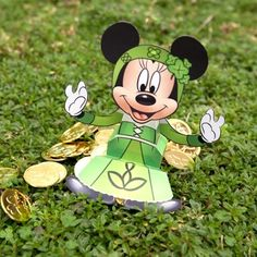 Disney St. Patrick's Day Crafts and Recipes
