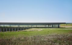 Image 1 of 38 from gallery of Winery in Oiry / Giovanni PACE Architecte. Photograph by Julien Lanoo Moët Chandon, One With Nature, Construction, Architecture, Facade, Vineyard, World, Gallery, House