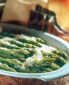 Asparagi al Parmigiano Reggiano - RiceTTe in Giro