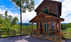 Pigeon Forge Cabins - Mountain Romance