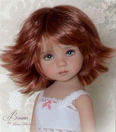 "Dianna Effner Little Darling Doll ""Briann"" by Lana Dobbs - Special Order!"