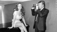 CNN's KFILE has uncovered two more Playboy videos in which Drumpf makes an appearance. I'm certain Republicans would forgive Clinton for doing this, right?!?!