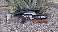 FX Impact pictures & info on some of the adjustable features - Airgun Nation