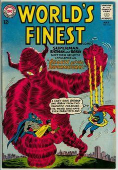 World's Finest Comics 133 (G/VG 3.0)