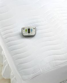 Sunbeam Rest and Relieve Therapeutic Heated Extra Deep Mattress Pads | macys.com