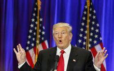 """""""Peña Nieto violó las reglas del juego"""": Donald Trump"""