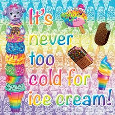 From Lisa Frank Facebook page