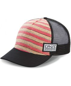 Dakine Honeysuckle trucker cap