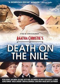 "Mrs. Van Schuyler: ""You perfectly foul French upstart!""   Hercule Poirot: ""Belgian upstart, please, madame."" ~ ""Death On The Nile"" ~1978"