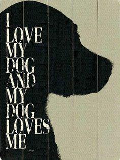 Eu amo!