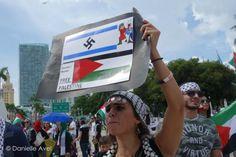 Pro-Terrorist Rally Held In Miami | #USNews #Florida #Protest #MoralDecline | Full Story: http://jimbakkershow.com/news/pro-terrorist-rally-held-miami/