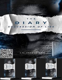 """📖 Read and engage in the conversation around """"The Dairy,"""" a great reading book for adding to your book club. ✅The Diary: Succession Of Lies #TheDiary #Write2BeMagazine Best Books To Read, Good Books, Best Blogs, Dog Tag Necklace, Make It Yourself, Reading, Conversation, Dairy, Club"""