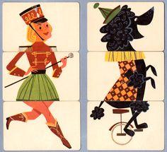 Mixies, 1956.