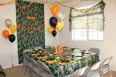 Nerf Birthday Party Ideas   Photo 2 of 13