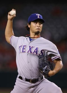 9/20/12 Yu Dravish Gets The 3-1 Win Over The Angels