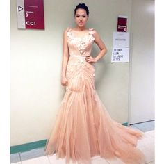 .@boopyap | @montesjulia08 wearing @edwintan_designer for the Unilever Event! @kimiyap @p... | Webstagram - the best Instagram viewer
