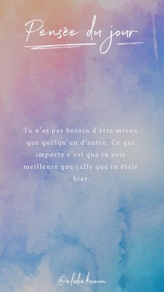 Positive Mind, Positive Attitude, Positive Thoughts, Positive Vibes, Citations Sages, Mantra, Strong Words, Quote Citation, French Quotes
