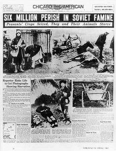 Holodomor Στάλιν