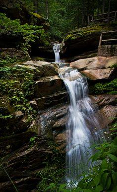 Sabbady Falls, NH, US