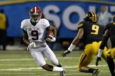Blake Sims and Amari Cooper Will Run Roughshod on Ohio State's Secondary