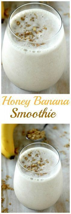 Sweet, creamy, and packed with protein, this smoothie is SO what you want to wake up to in the morning! I love breakfast food. Just not… for breakfast. Is that totally weird and stuff? Or are you guys like that too? I mean, I'll eat an egg on ORin anything. And cereal ?!? Pfffffft! I …