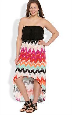 plus size strapless summer dresses « Bella Forte Glass Studio